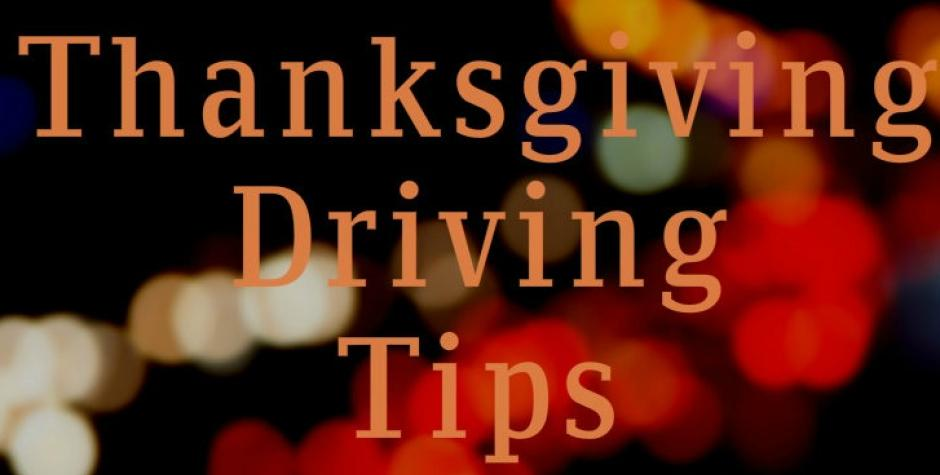 Tips for safe Thanksgiving road trips from Drive Smart Georgia