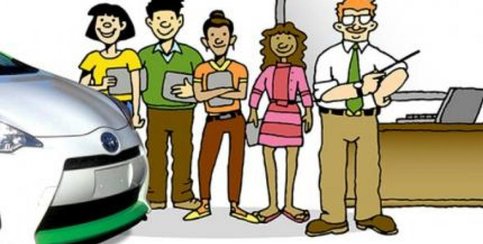 The facts are in: Drivers Ed produces safer drivers