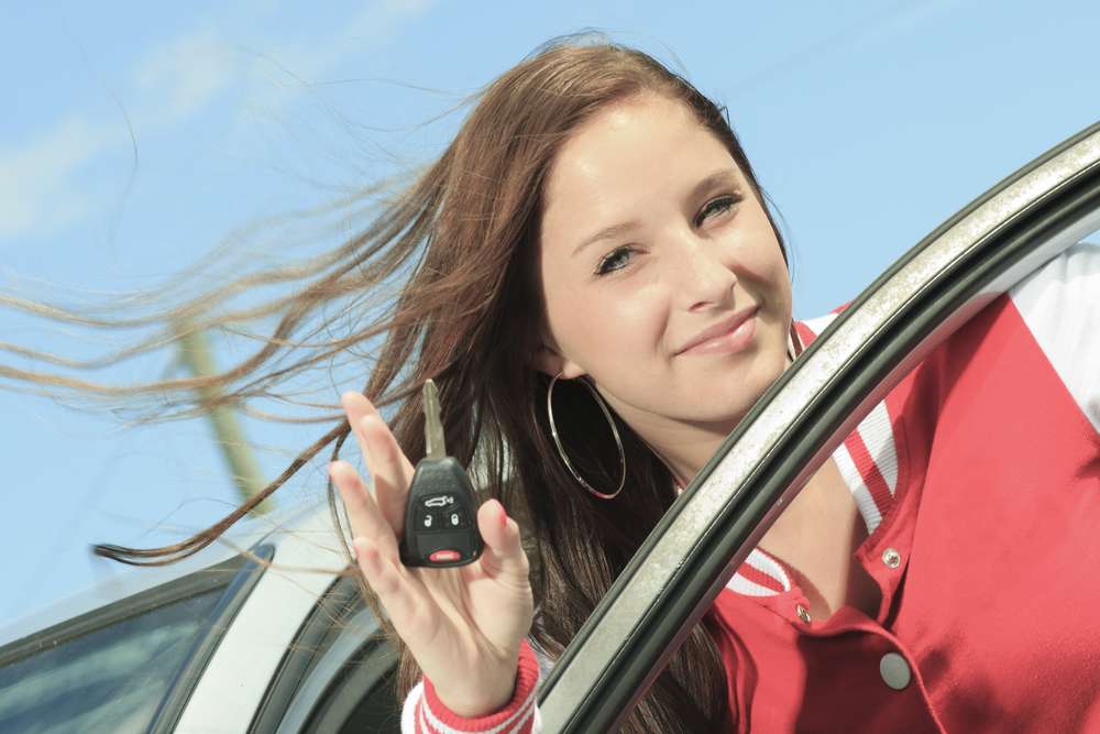 Tips for teen drivers: Watch for bumps and enjoy the journey