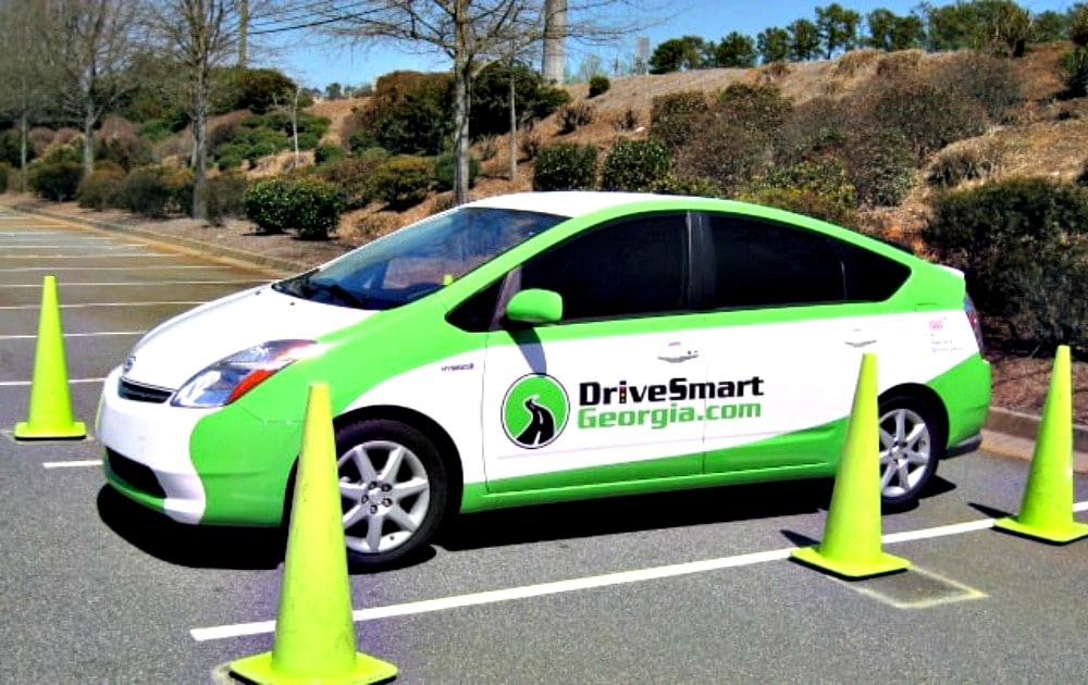 Best driving school in Atlanta Drive Smart Georgia