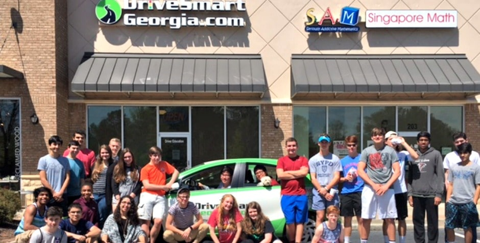 Drive Smart Georgia class