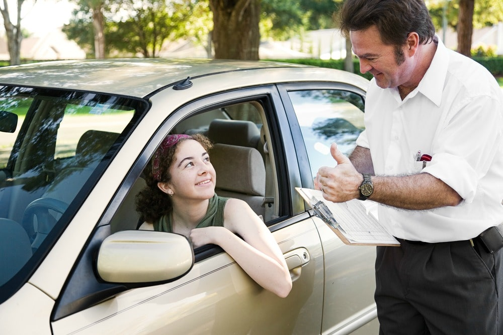 new teen drivers