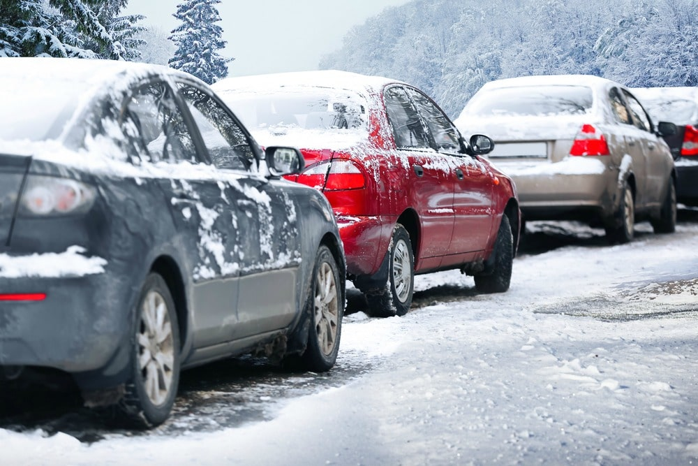 Thanksgiving travel tips snow
