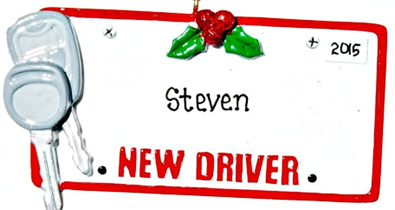 Gift idea for new drivers