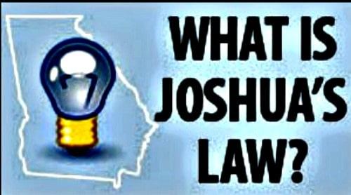 Joshua's Law