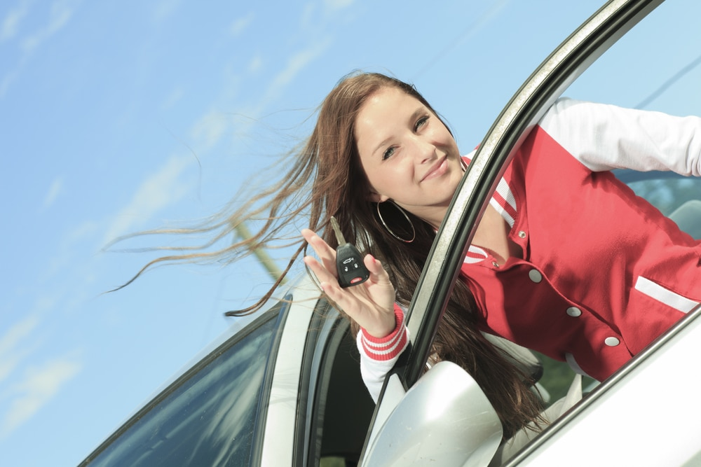 Teen driver dangers increase during the summer