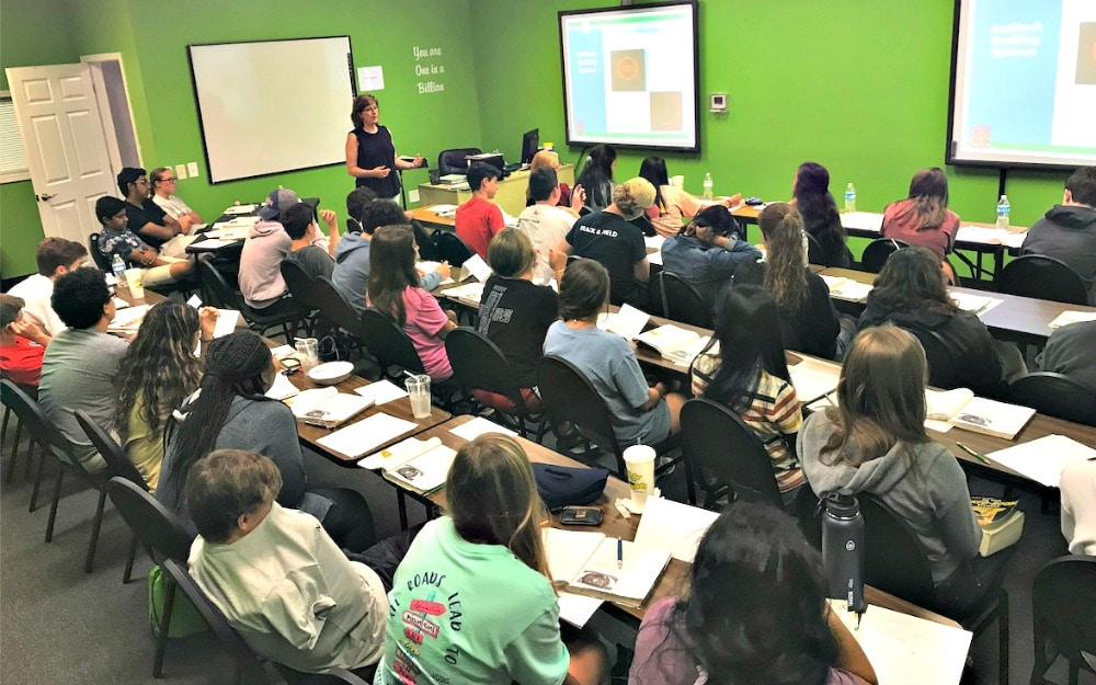 Drive Smart Georgia classroom