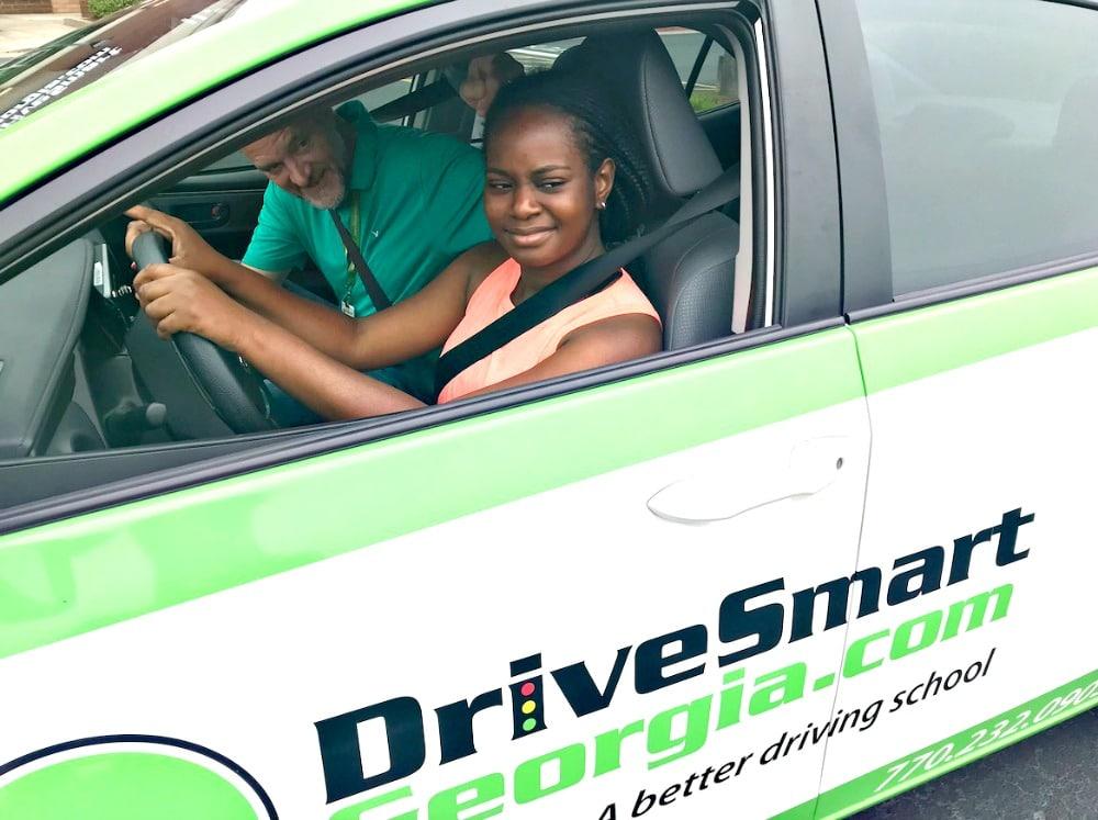 Drive Smart Georgia car