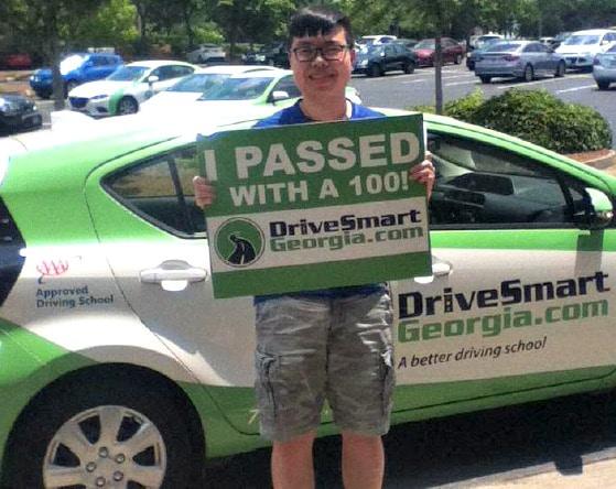 Drive Smart Georgia I passed