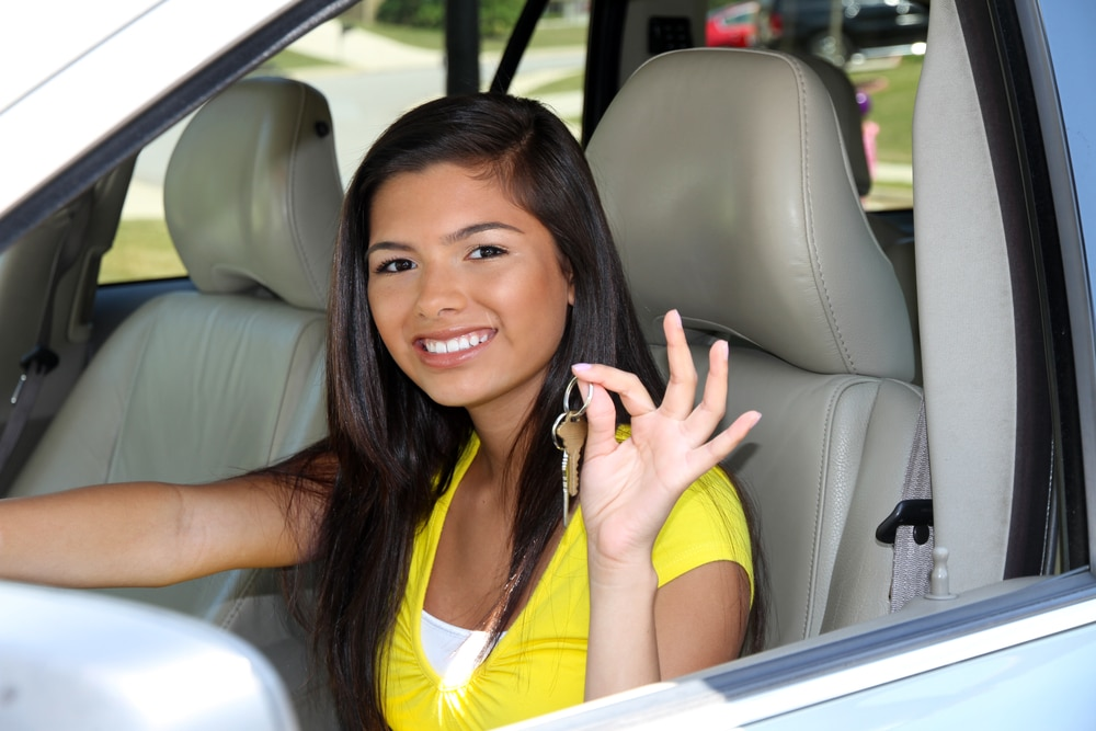 National Teen Driver Safety Week: Tips to keep your teen driver safe