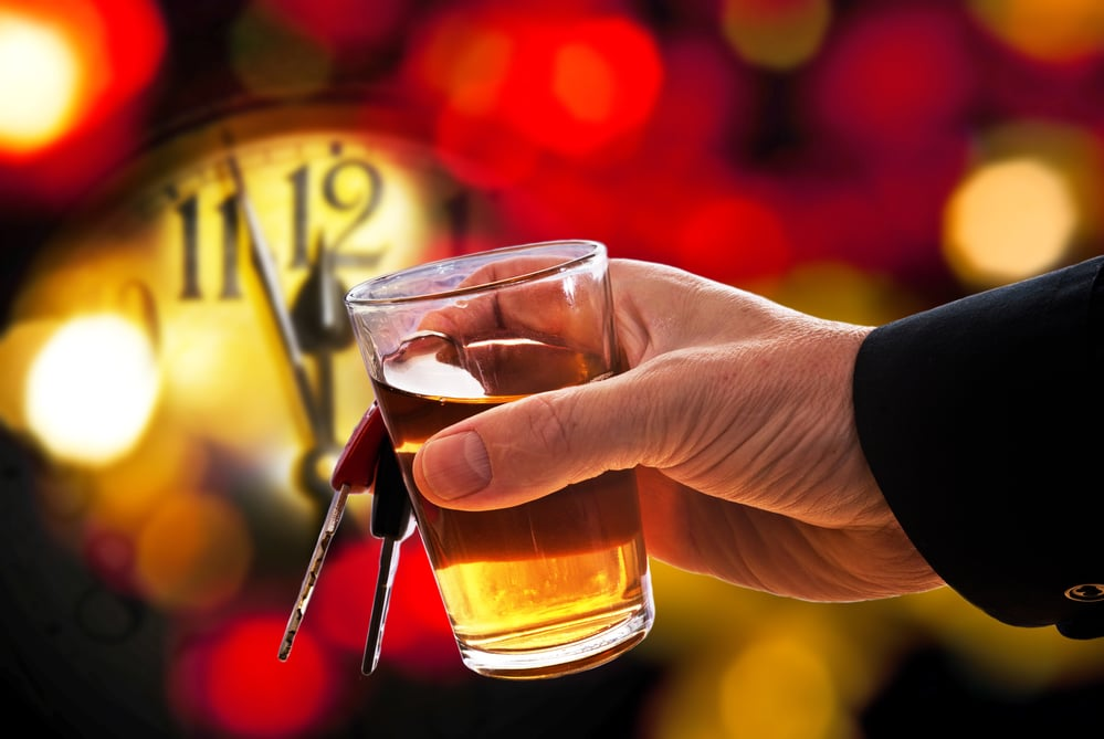 Teen drivers and New Year's Eve pose a dangerous situation