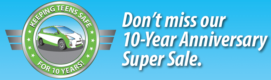 Drive Smart Georgia 10-year anniversary sale
