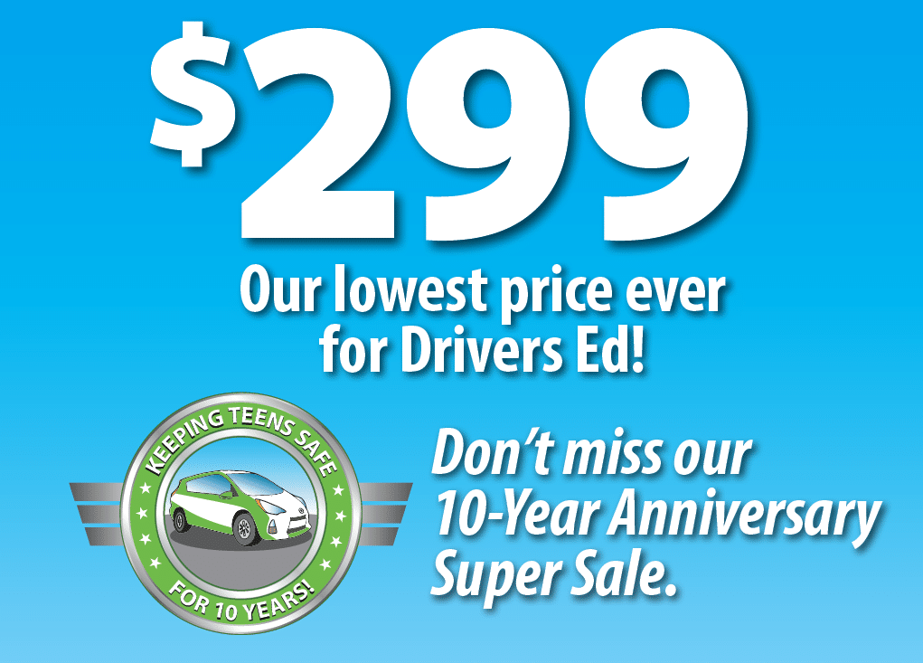 Drivers Ed sale Drive Smart Georgia