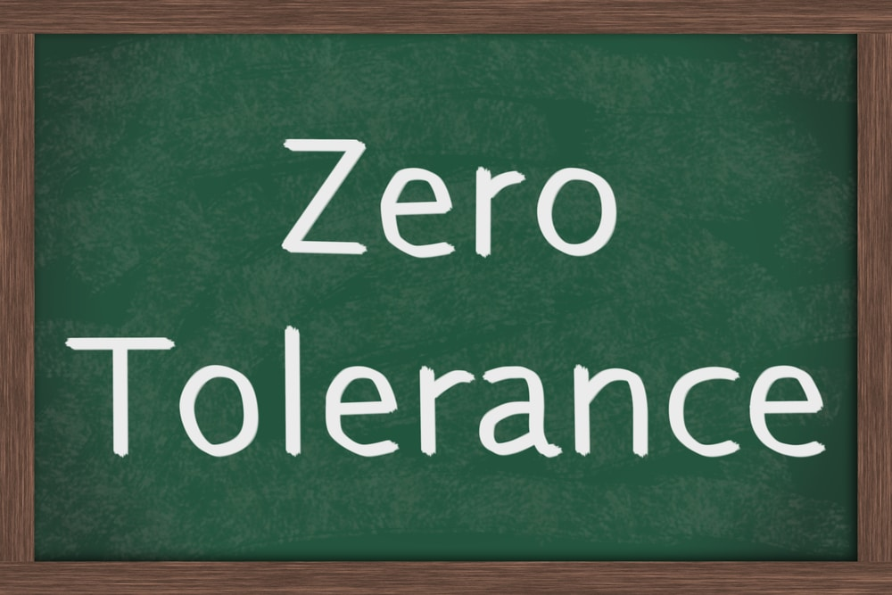 teen driving guide zero tolenance