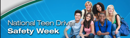 2021 National Teen Driver Safety Week